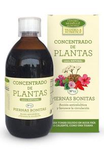 Concentrado de plantas Piernas Bonitas