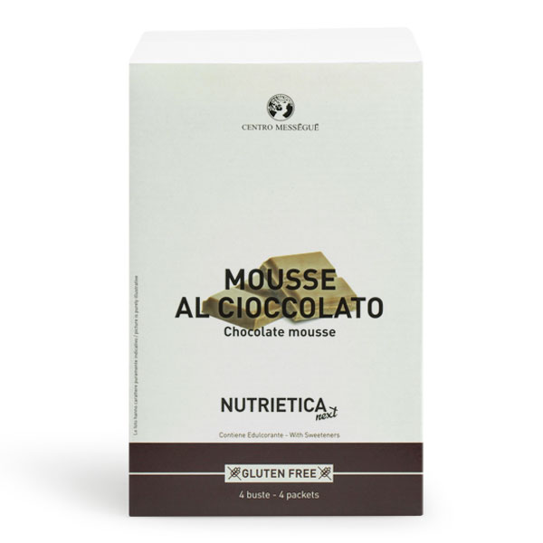 MOUSSE AL CHOCOLATE
