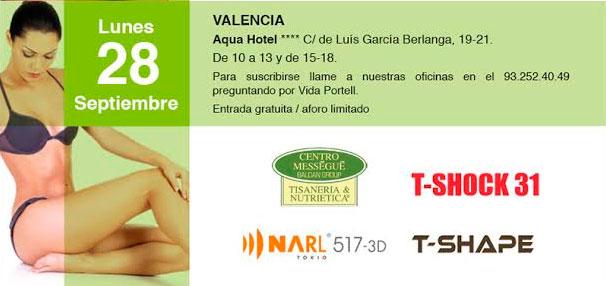 Workshop Valencia: Metodología de adelgazamiento
