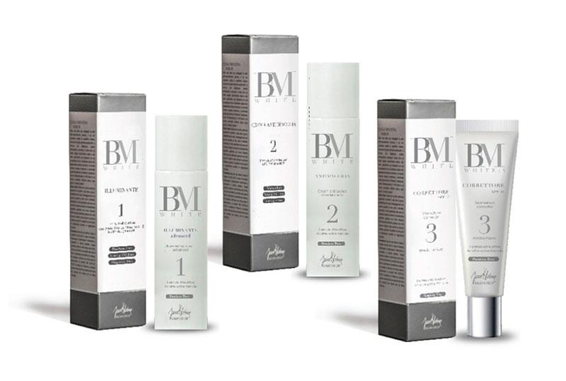 La reducción de las manchas cutáneas gracias a los principios de BM White